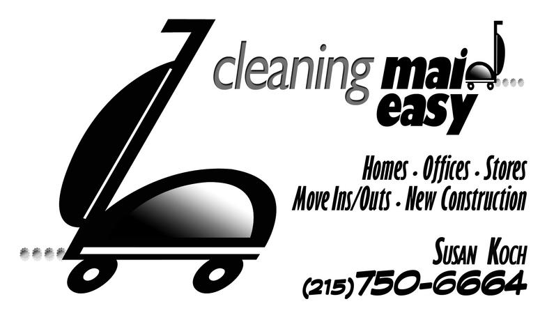 Cleaning Maid Easy card
