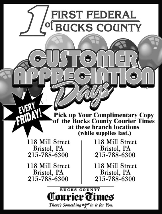 Courier Time customer appreciation days